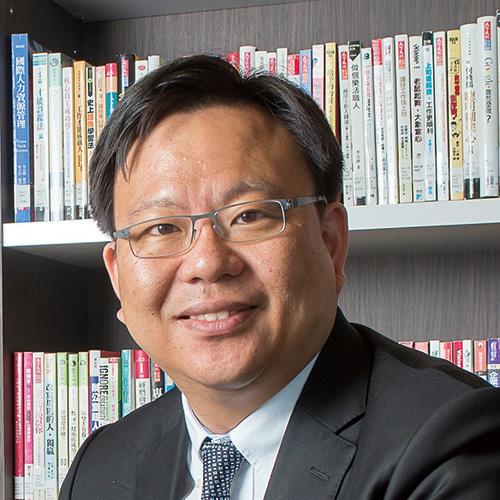 劉奕成-中國信託信用金融執行長