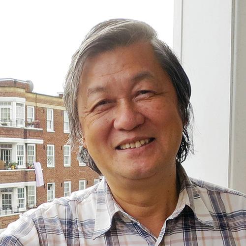 李亁朗-國立台灣藝術大學古蹟修護學系教授