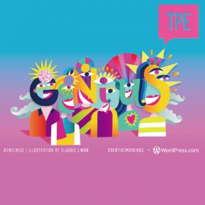 CreativeMornings Taipei </BR>創意早晨講座:天才